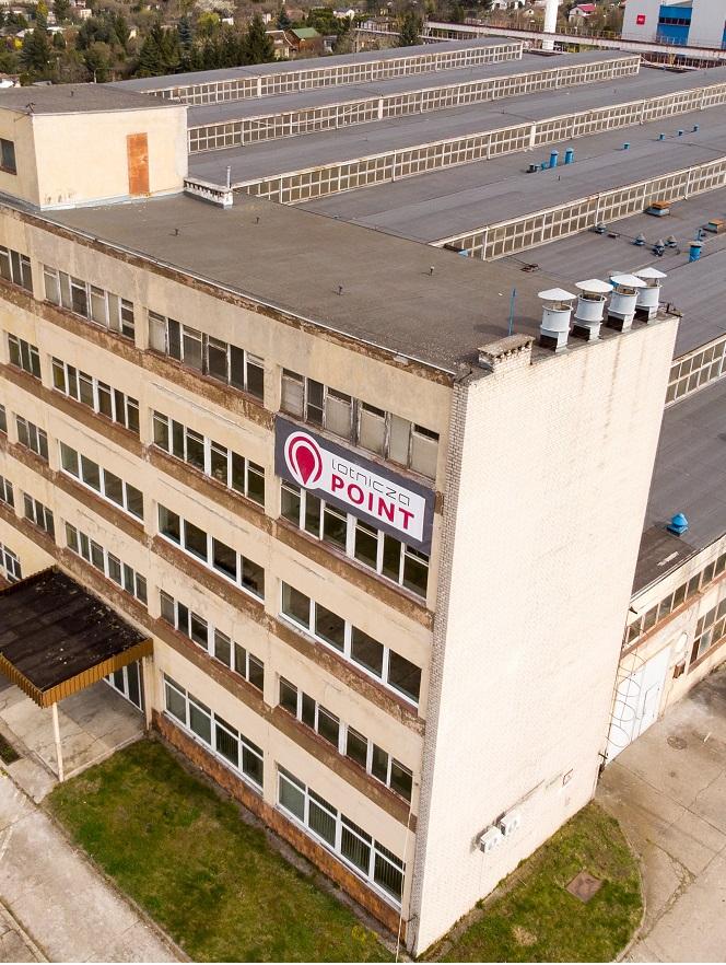 Budynek Lotnicza POINT